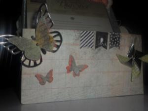 Beautiful Wings Pinwheel
